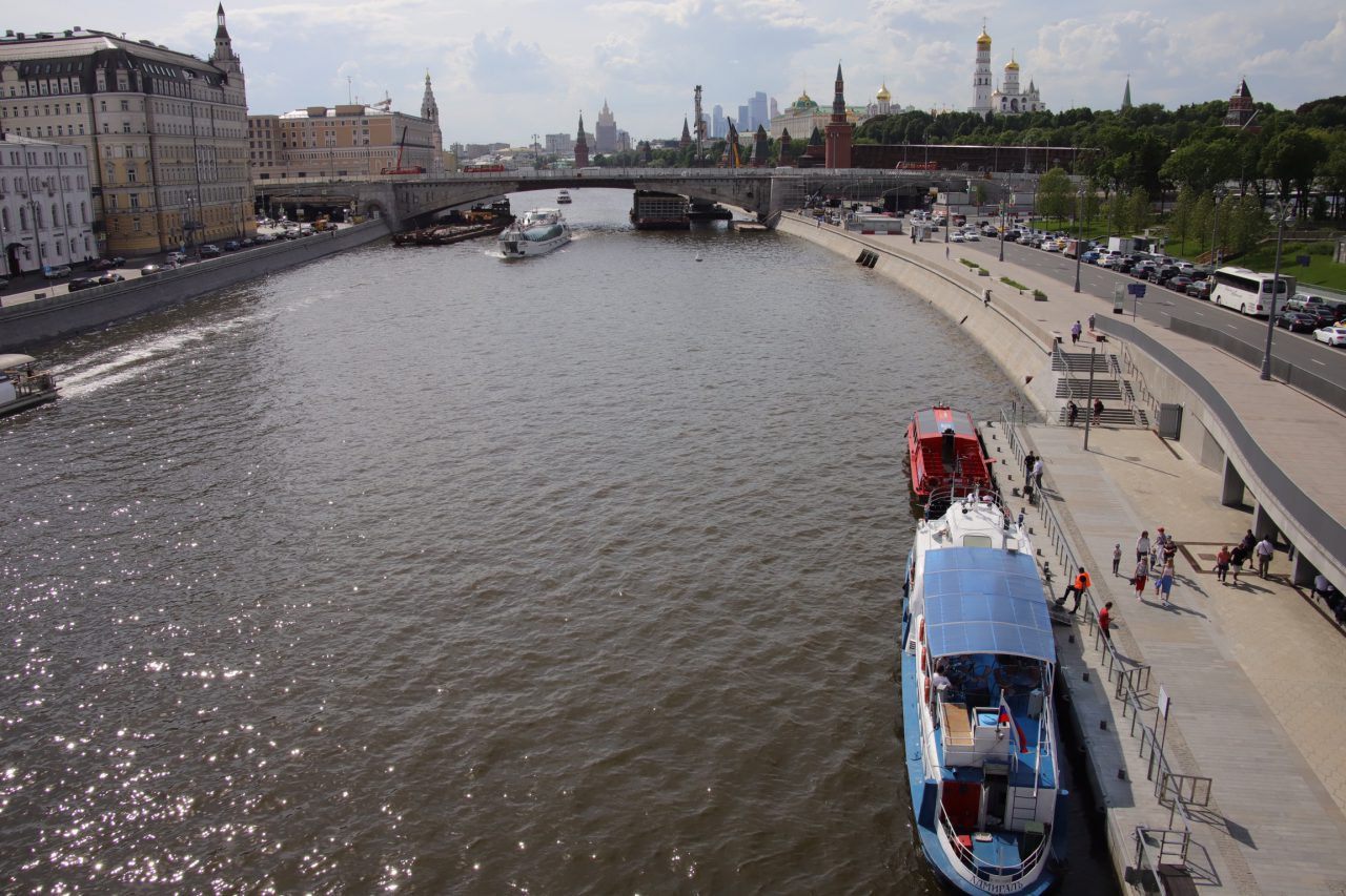 В ближайшие четыре года на Москве-реке появится около 20 причалов