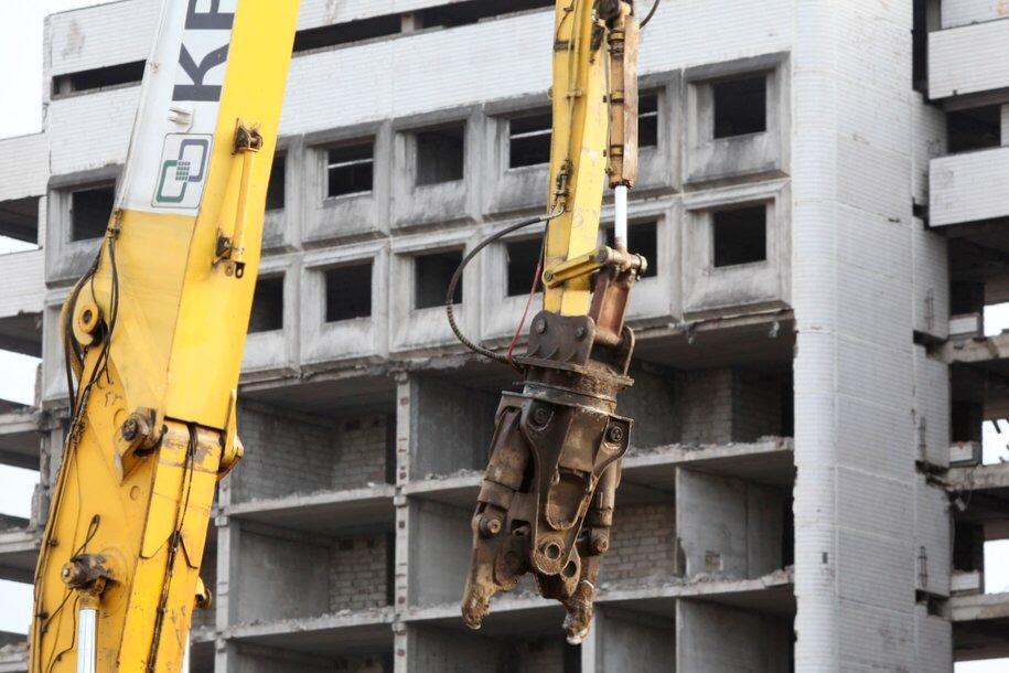 Строительство домов по программе реновации на месте Ховринской больницы планируют завершить в 2022 году