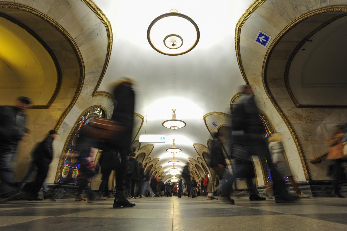 В метро проведут уникальный эксперимент