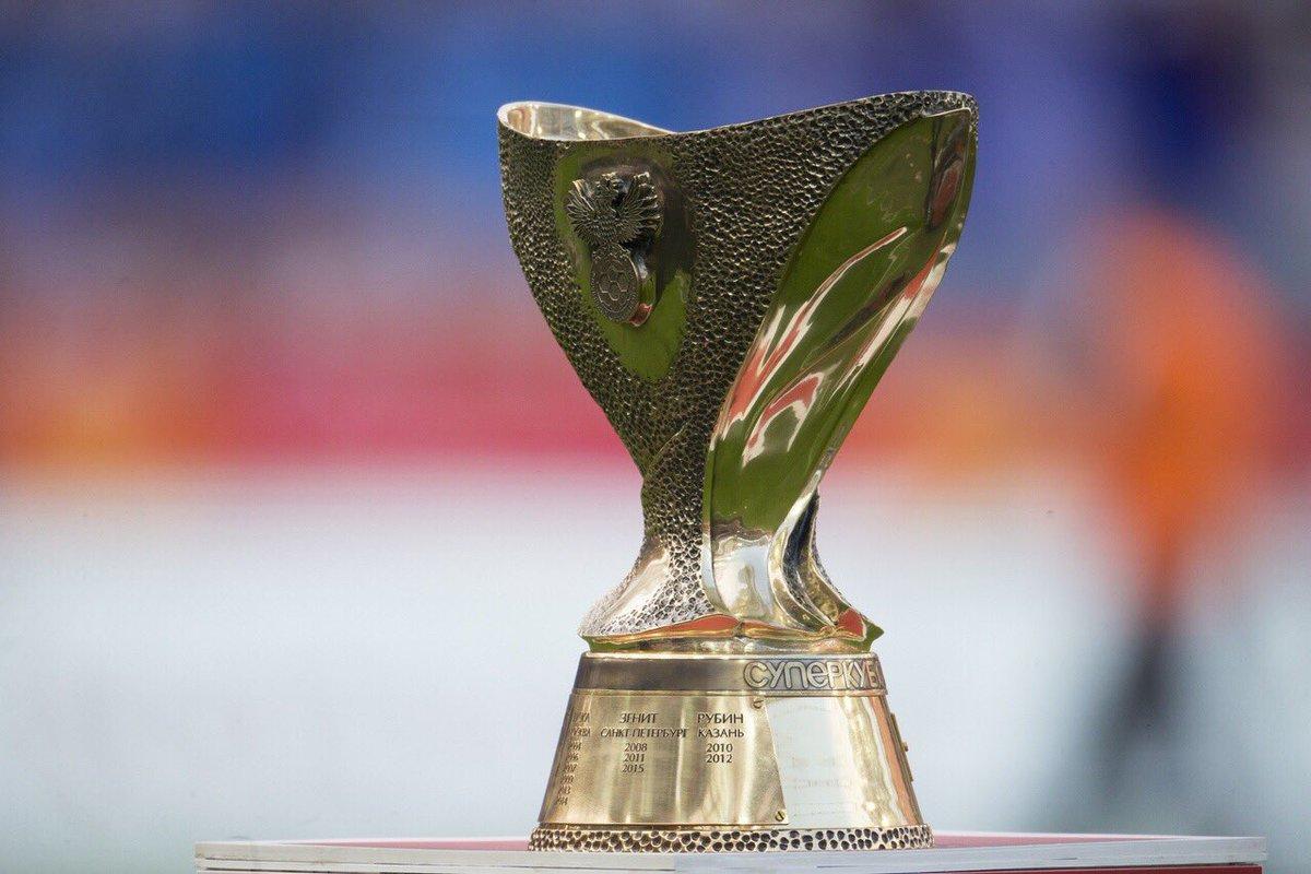 ОЛИМП-Суперкубок России по футболу 2019 состоится на стадионе «Динамо» 6 июля