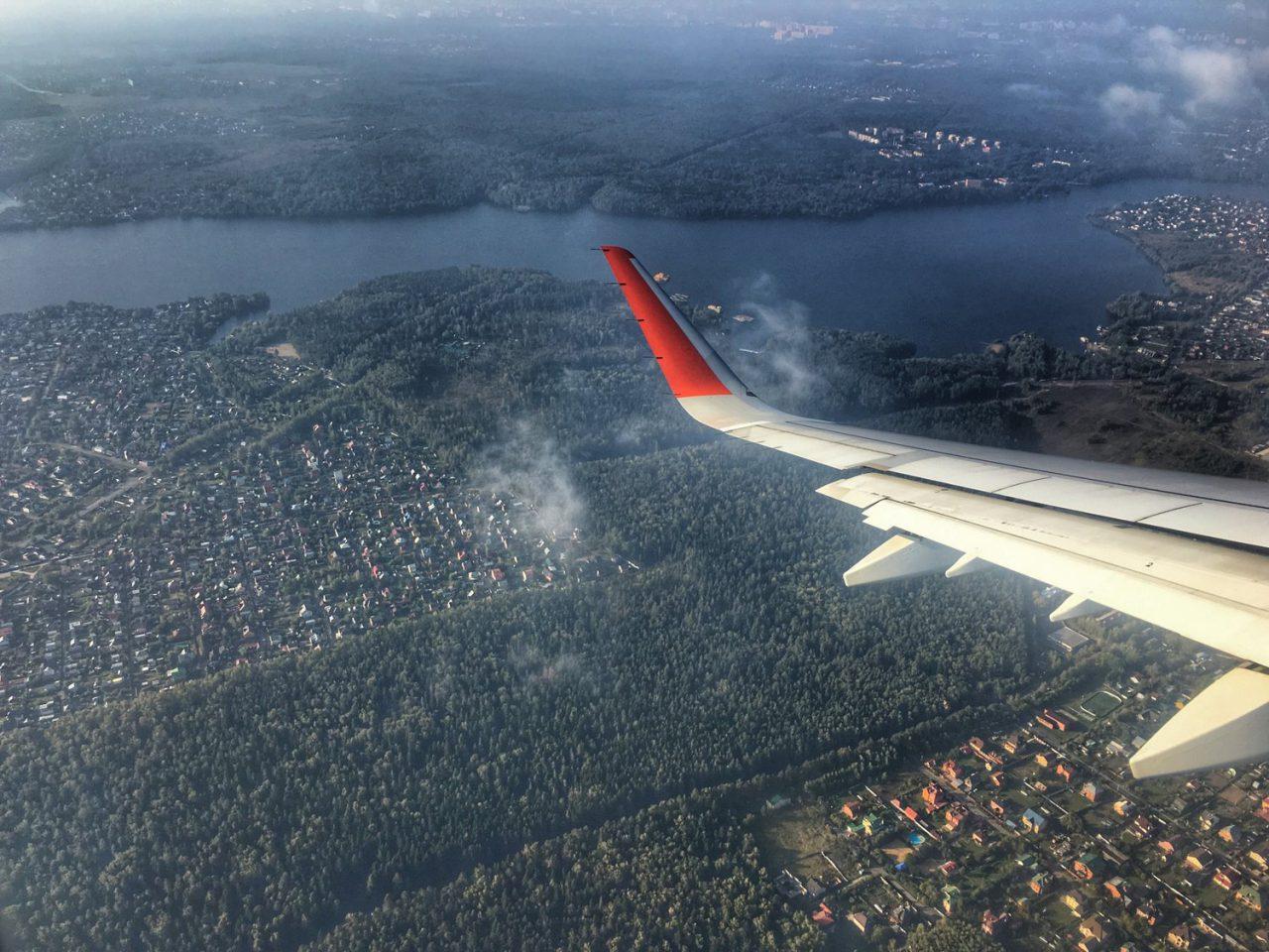 Перелеты из России в Грузию запретят с 8 июля
