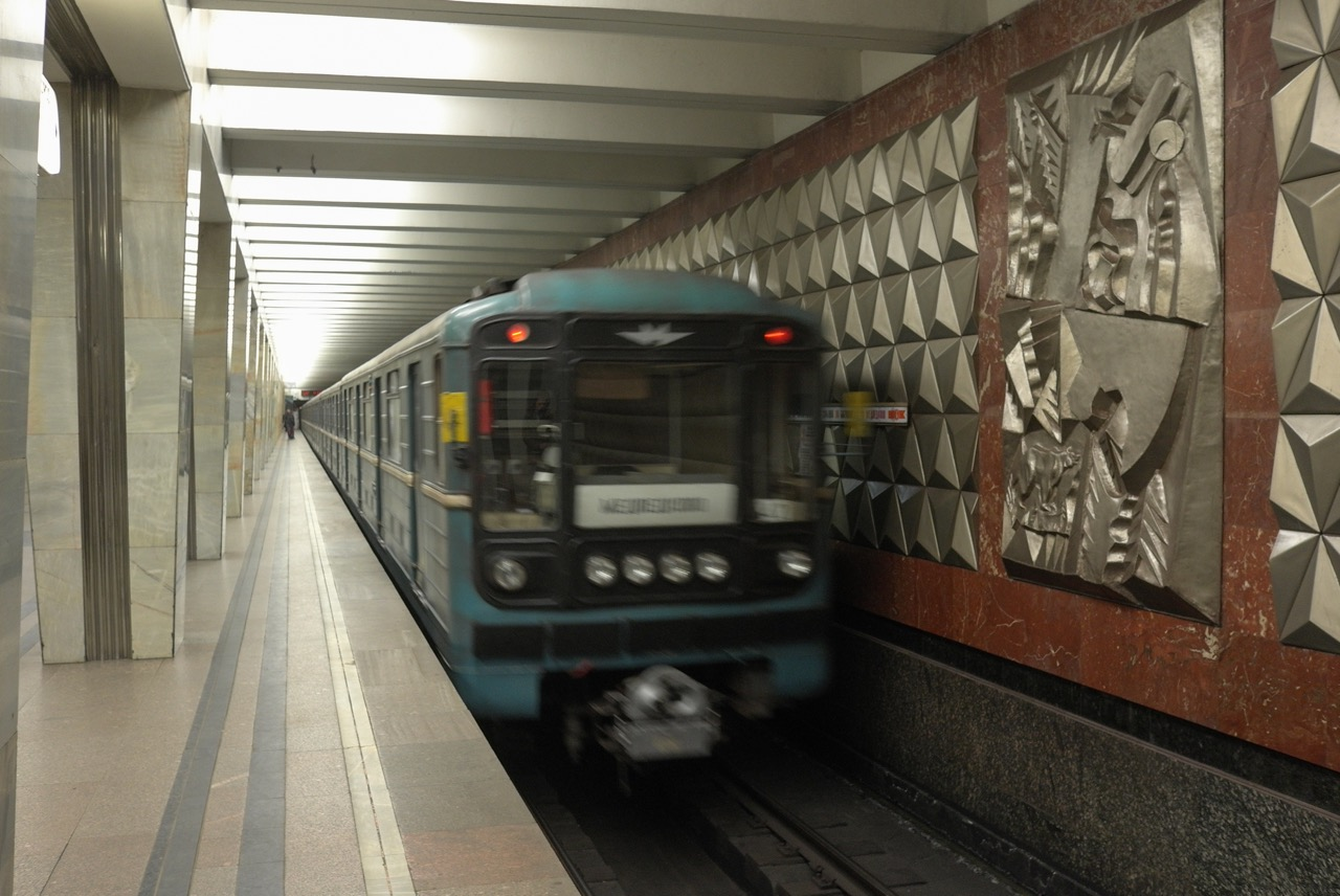На «серой» ветке метро увеличены интервалы движения поездов