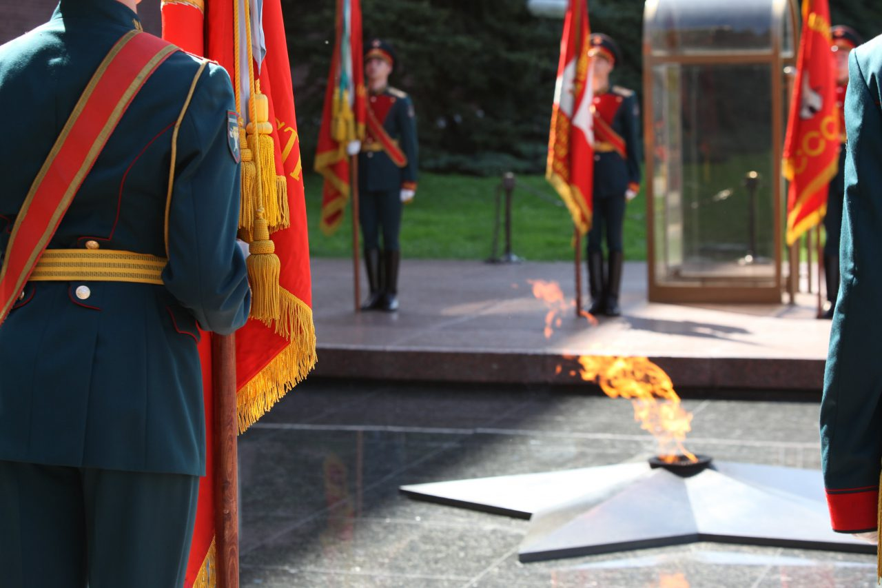 Мэр Москвы направил ветеранам послание ко Дню памяти и скорби