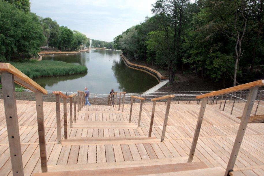Около 60 столичных парков благоустроят в рамках программы «Мой район» до конца года