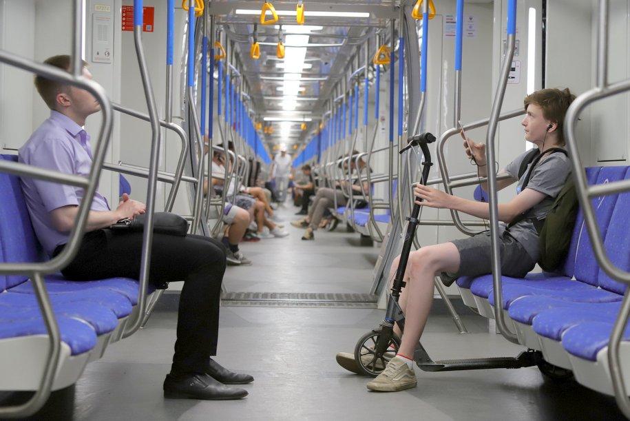 Путь из Коммунарки в центр Москвы займет 40 минут