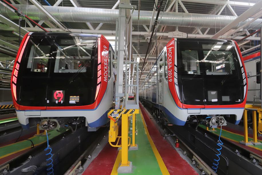 Электродепо «Руднево» обеспечит порядка тысячи рабочих мест — Хуснуллин