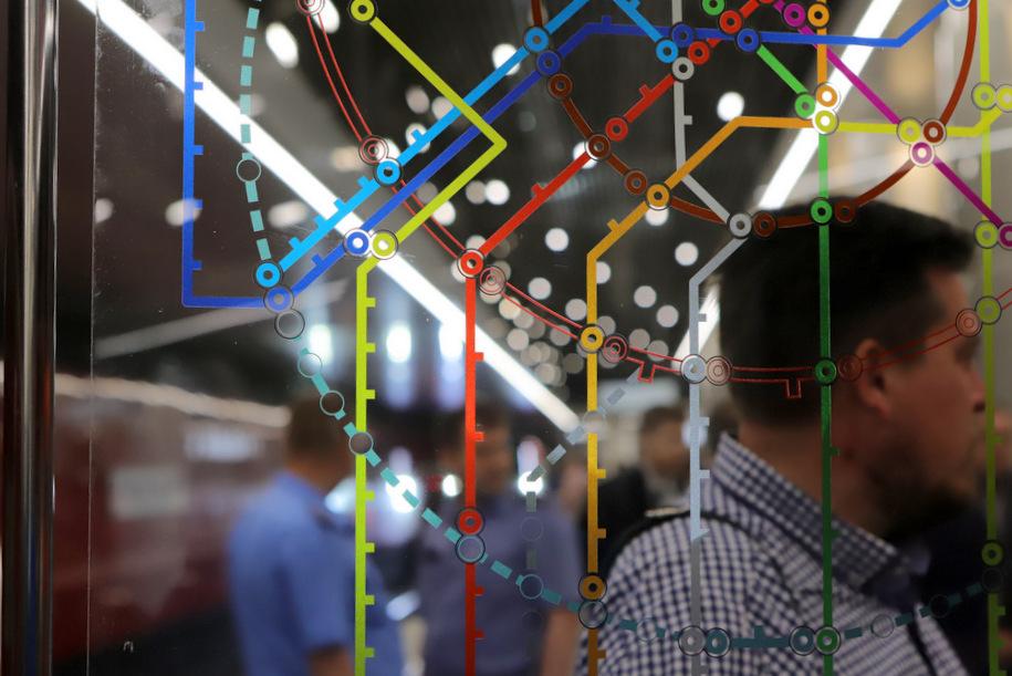 Юго-западный участок Большой кольцевой линии метро готов на 80%