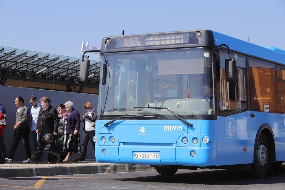 До конца года на территории ТиНАО запустят еще девять автобусных маршрутов