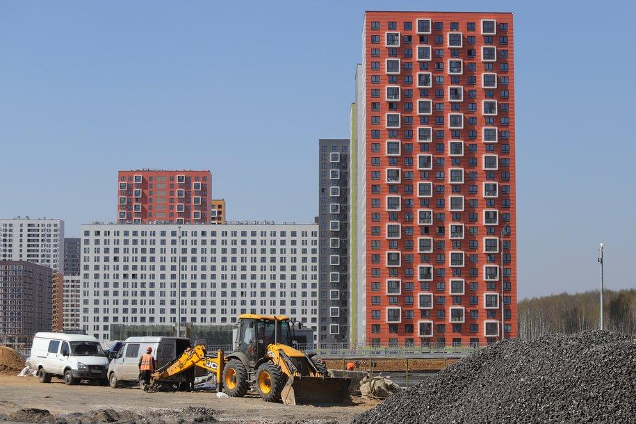 Почти 800 объектов капитального строительства построено в промзонах Москва за десять лет