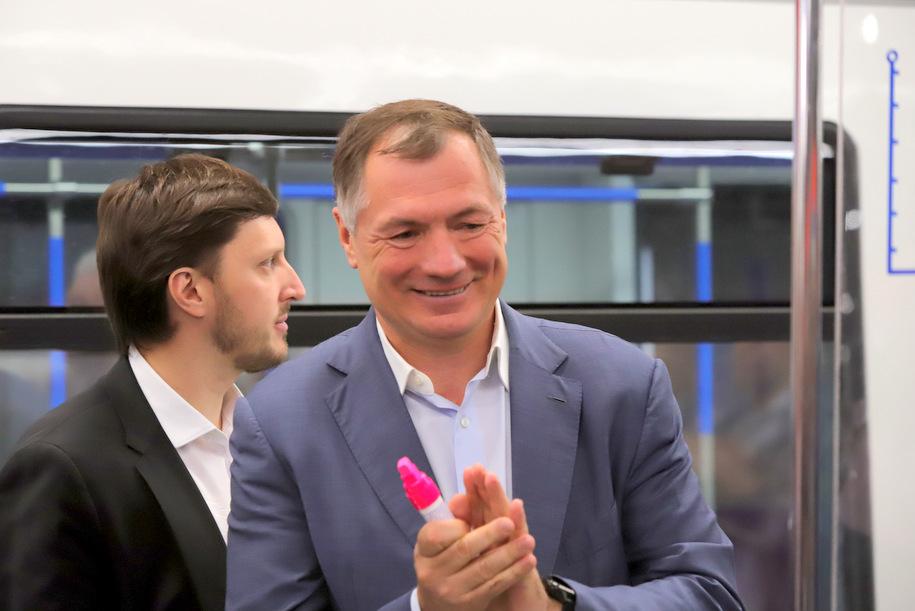 За 7 лет в Москве построили 151 километр линий метро