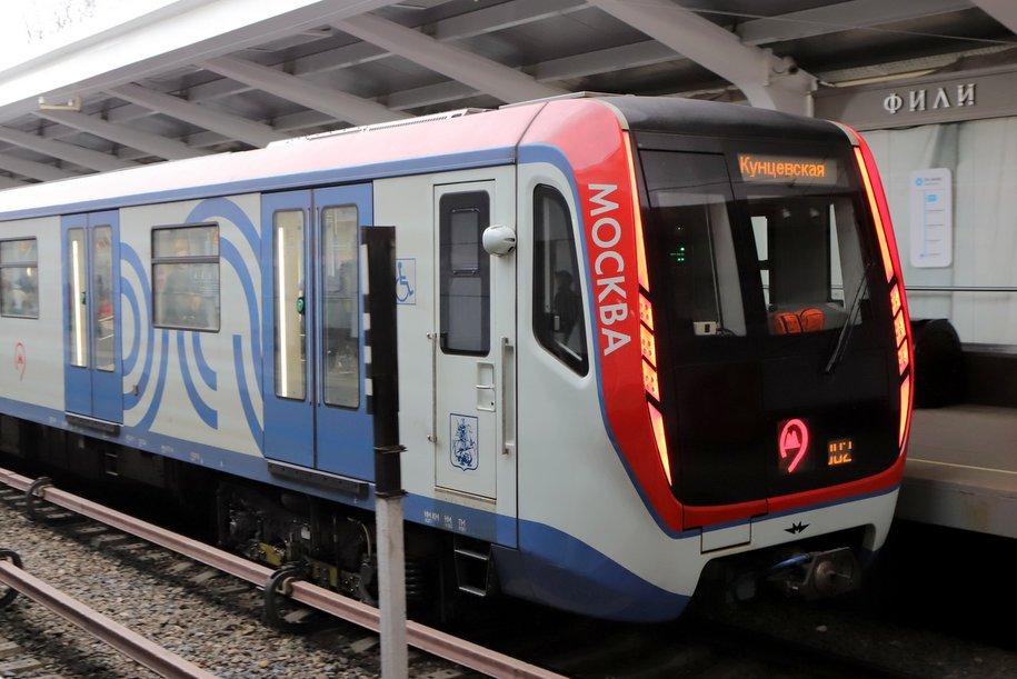 Участок Филевской линии метро между станциями «Киевская» и «Кунцевская» закроют 8 и 9 июня
