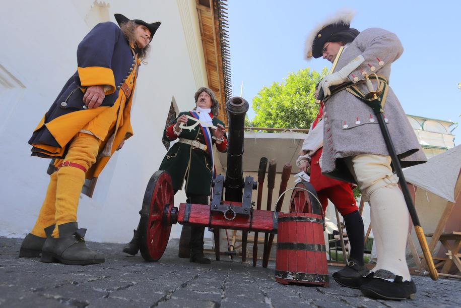 Гостей фестиваля «Времена и Эпохи» ждёт княжеский суд и мушкетёрский турнир