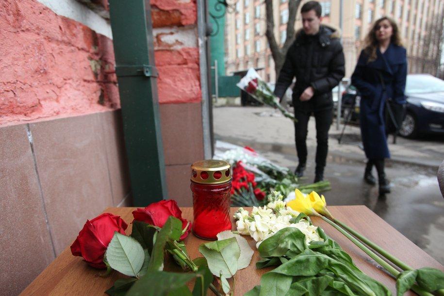 Союз журналистов Москвы планирует установить на Арбате памятник погибшим коллегам