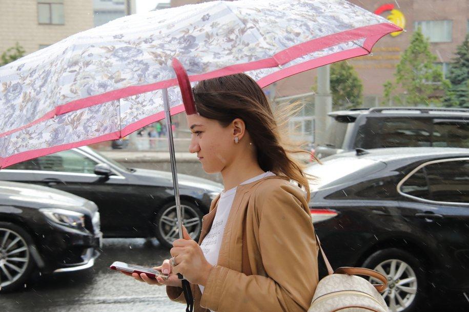На Москву надвигается скандинавский циклон