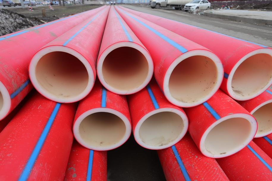 В столице реконструируют подводные газопроводы