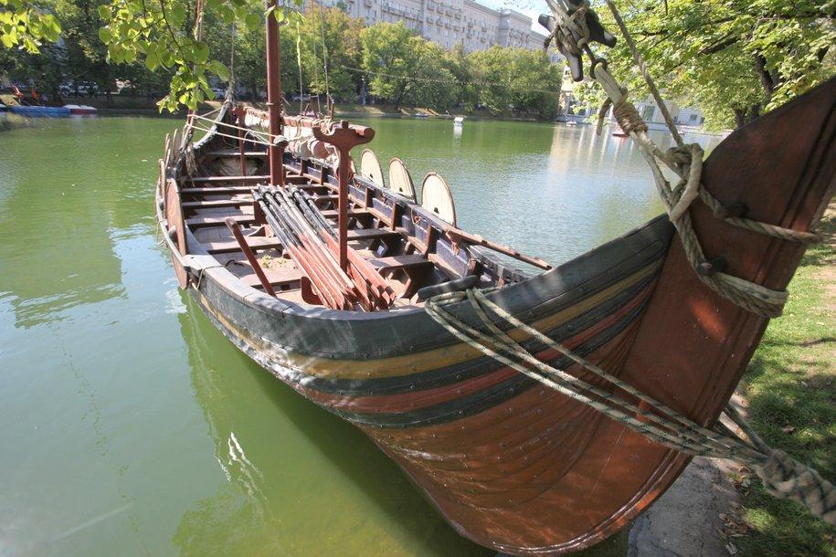 4 июня «моряки из XVIII века» — «приплывут» в Зарядье!