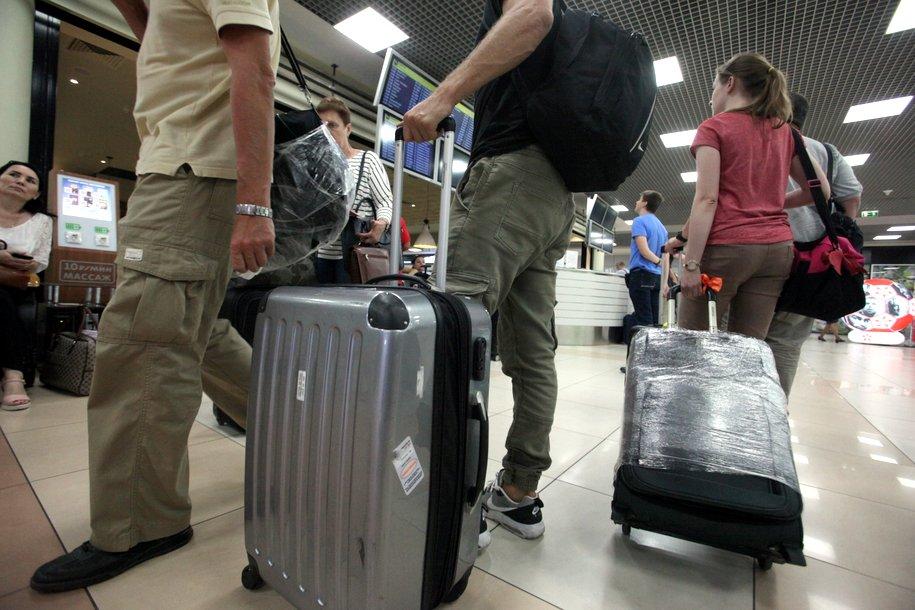 Задержками выдачи багажа в Шереметьево заинтересовалась транспортная прокуратура