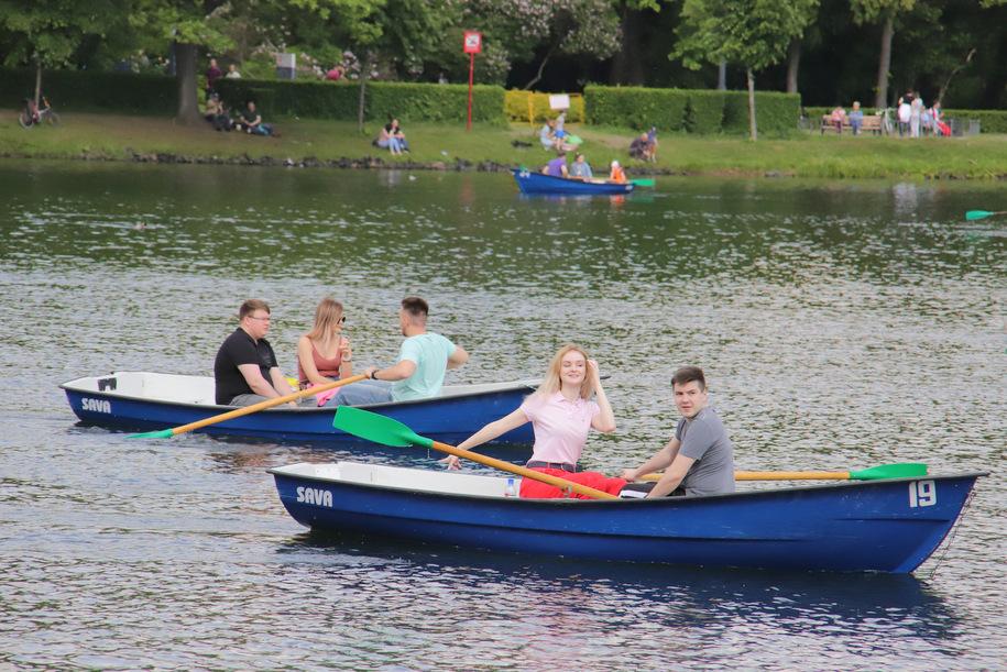 В парке Победы в Зеленограде откроется лодочная станция