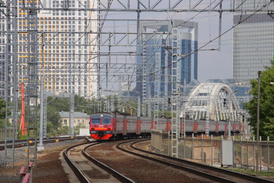 На Ярославском направлении МЖД задерживаются электрички