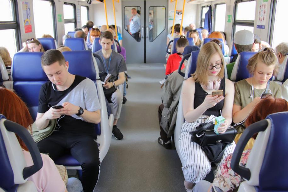 На Киевском направлении МЖД изменится движение электричек