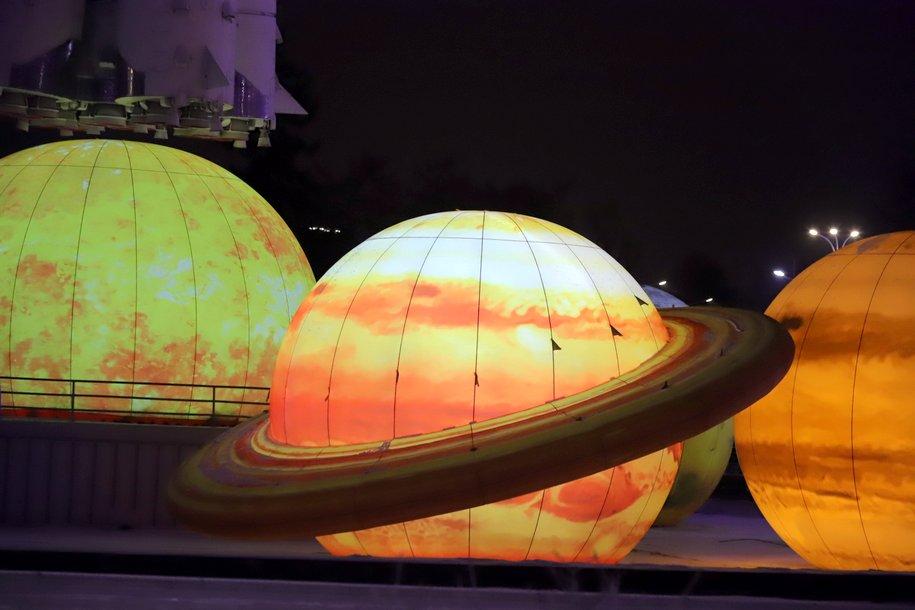 К юбилею Московского планетария выпустили редкую открытку