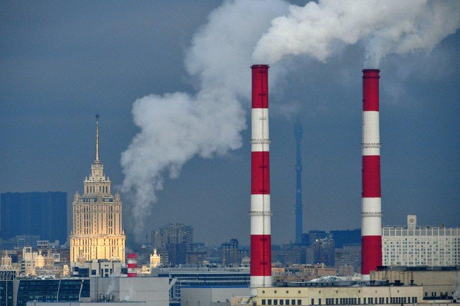 В столице ухудшился воздух