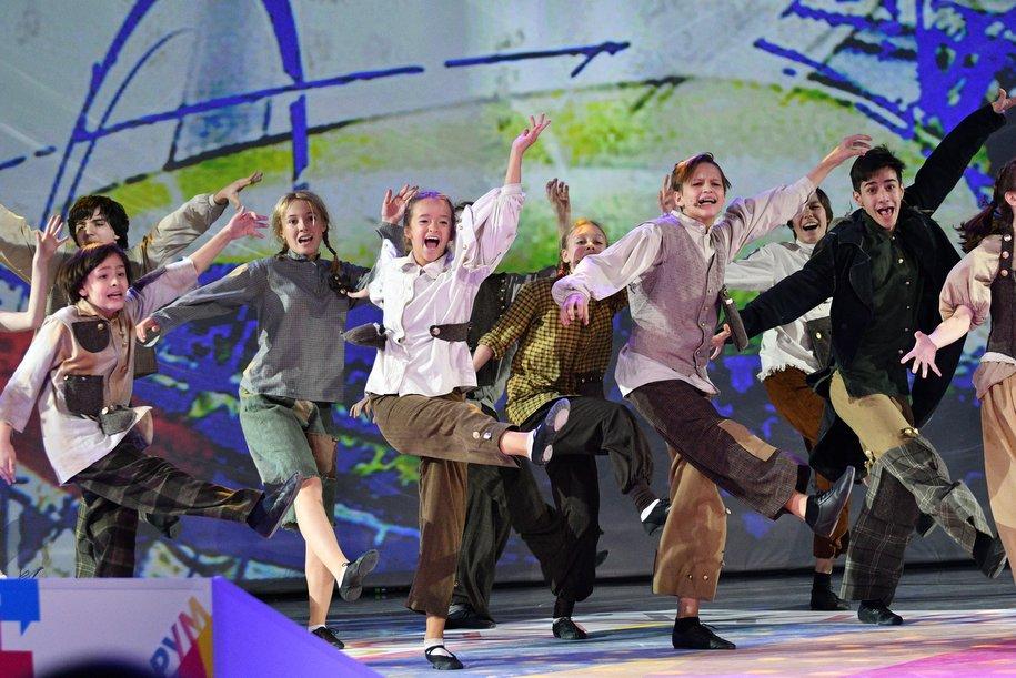 На ВДНХ поставили танцевальный рекорд России