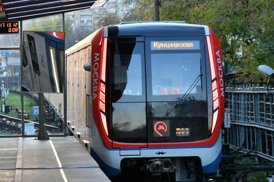 Участок Филевской линии метро между станциями «Киевская» и «Кунцевская» закрыт до 10 июня