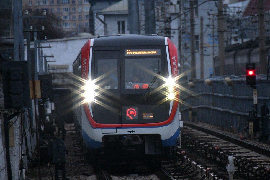 Участок Филевской линии метро между станциями «Киевская» и «Кунцевская» закроют в выходные