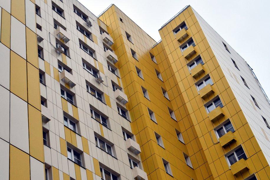 На севере Москвы обновят лифты