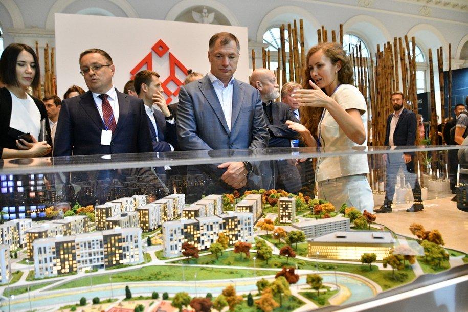Более 260 соцобъектов появятся за 2,5 года в Москве