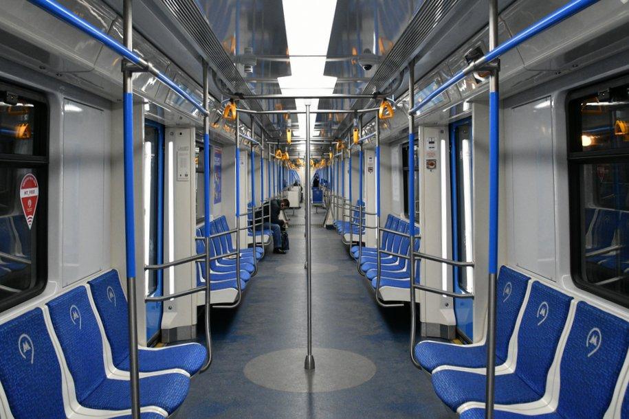 Поезда на розовой ветке метро между станциями «Некрасовка» и «Косино» будут ходить каждые шесть минут