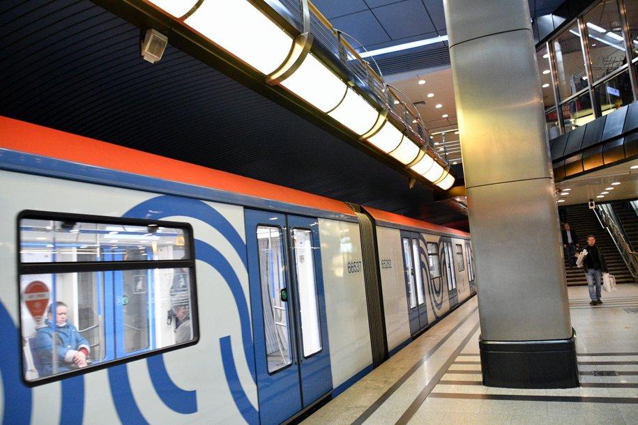 Непогода не повлияла на работу столичного метрополитена
