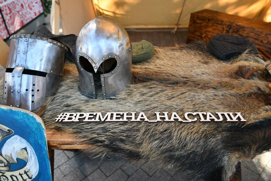 Турнир святого Георгия стартует 12 июня в парке Коломенское на площадке «Зингаро»
