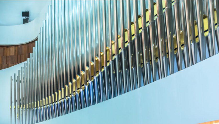 Внутренние механизмы органа в концертном зале «Зарядье» начнут монтировать в июле