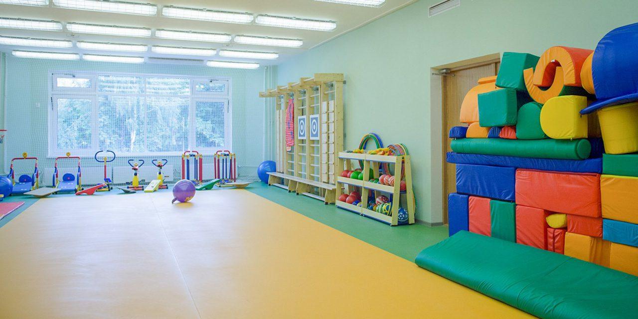 Два детских сада построят в Некрасовке до конца года