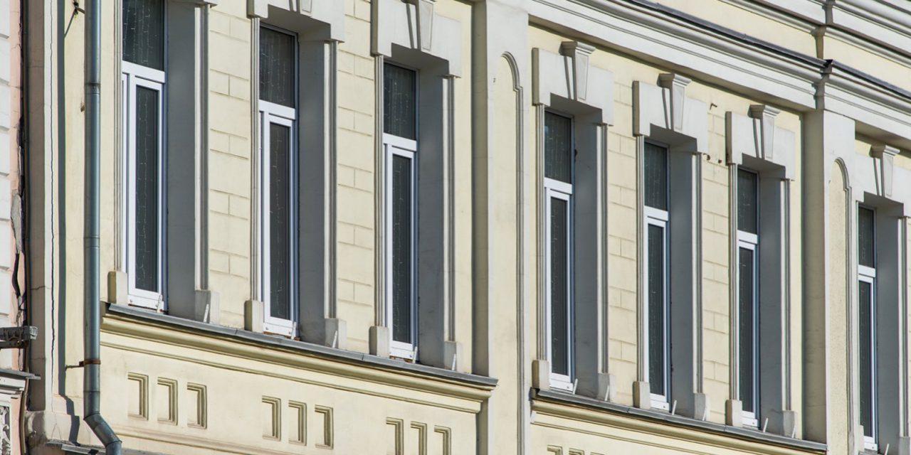 Главный дом городской усадьбы Шубиных на Малой Дмитровке отреставрируют