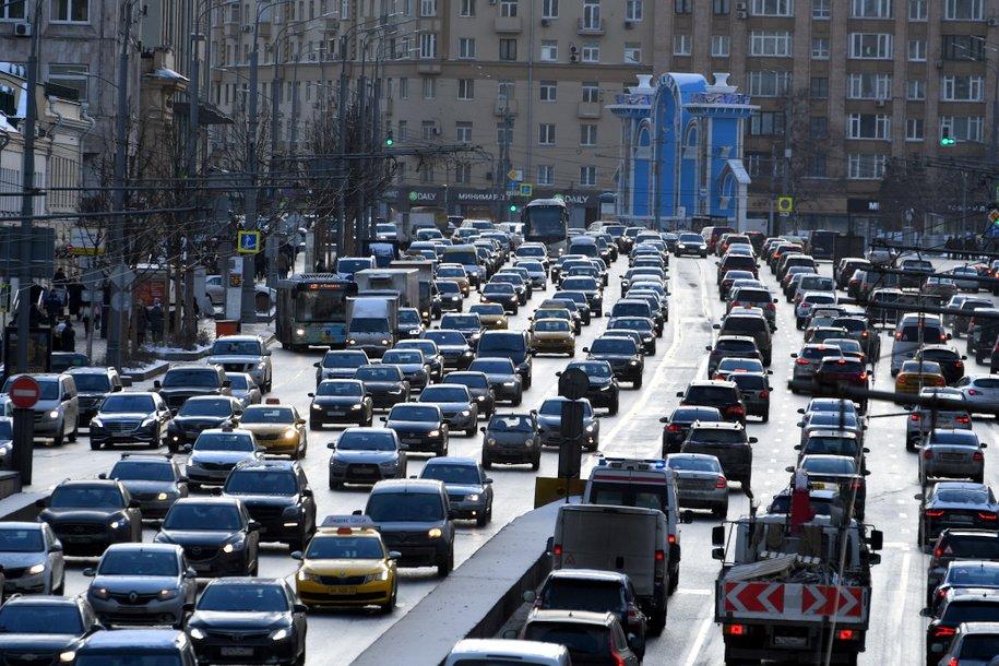 Адреса всех камер фотовидеофиксации Москвы опубликовали в Интернете