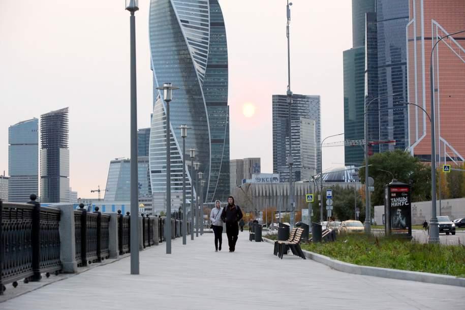 В «Москва-Сити» планируют построить причал и новые дороги между башнями