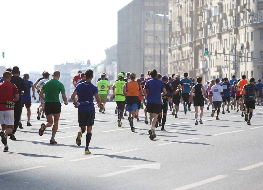 Мэр Москвы Сергей Собянин пригласил москвичей на массовый забег Московский марафон