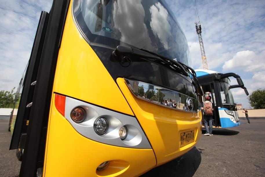 Москва и область лидируют  в рейтинге пообъему рынка новых автобусов