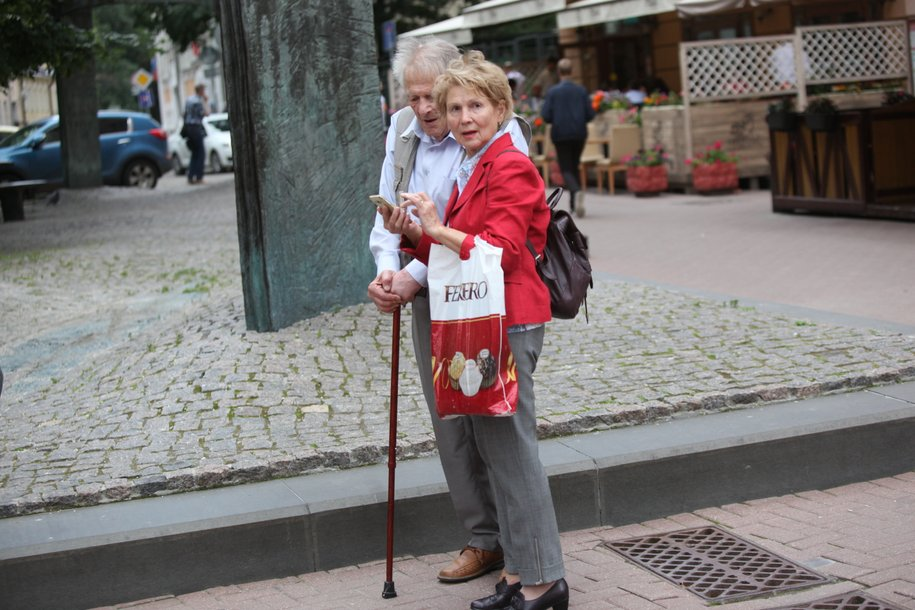 Мэр Москвы пожелал счастья и здоровья москвичам, отметившим 70-летие совместной жизни