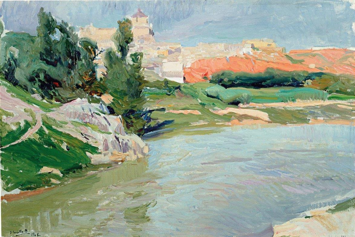 В Музее русского импрессионизма 10 октября откроется выставка «Импрессионизм и испанское искусство»
