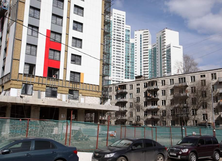 Сергей Собянин подписал постановление о включении в программу реновации девяти новых стартовых площадок