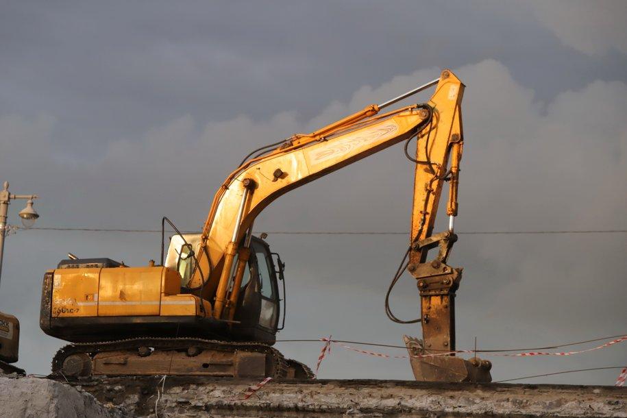 Строительство жд станции «Аминьевское шоссе» планируют завершить до конца 2021 года