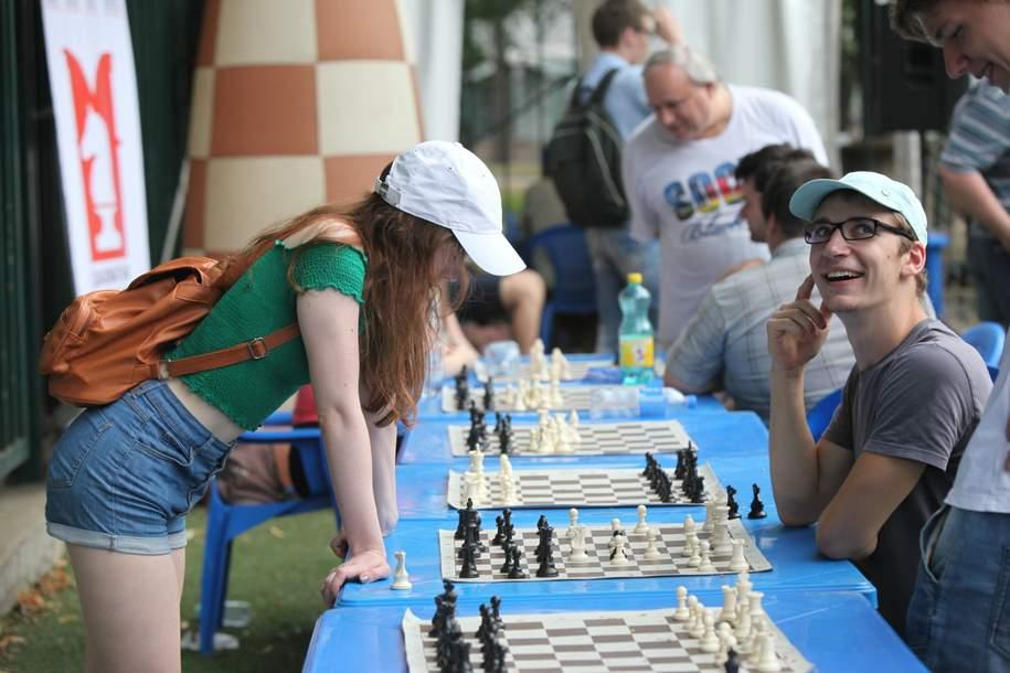 На ВДНХ впервые отметят Международный день шахмат