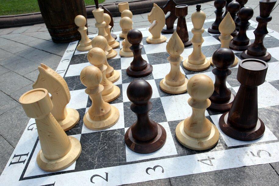 Международный день шахмат на ВДНХ собрал 60 тысяч гостей