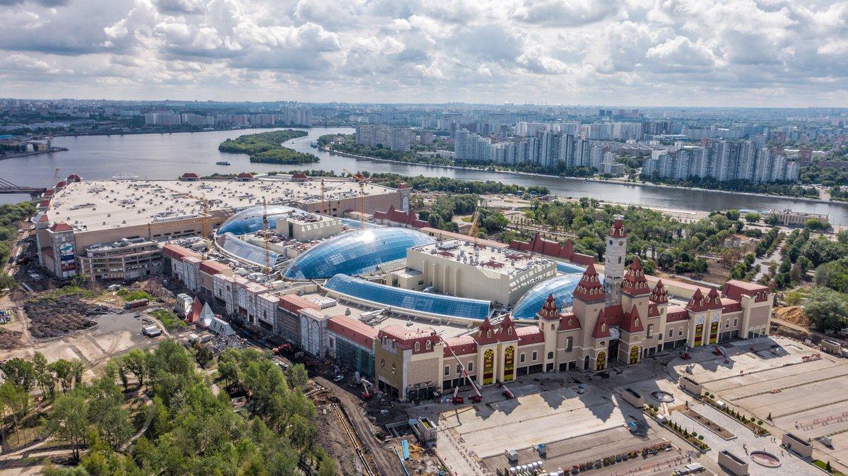 Парк «Остров мечты» станет новой точкой экономического роста