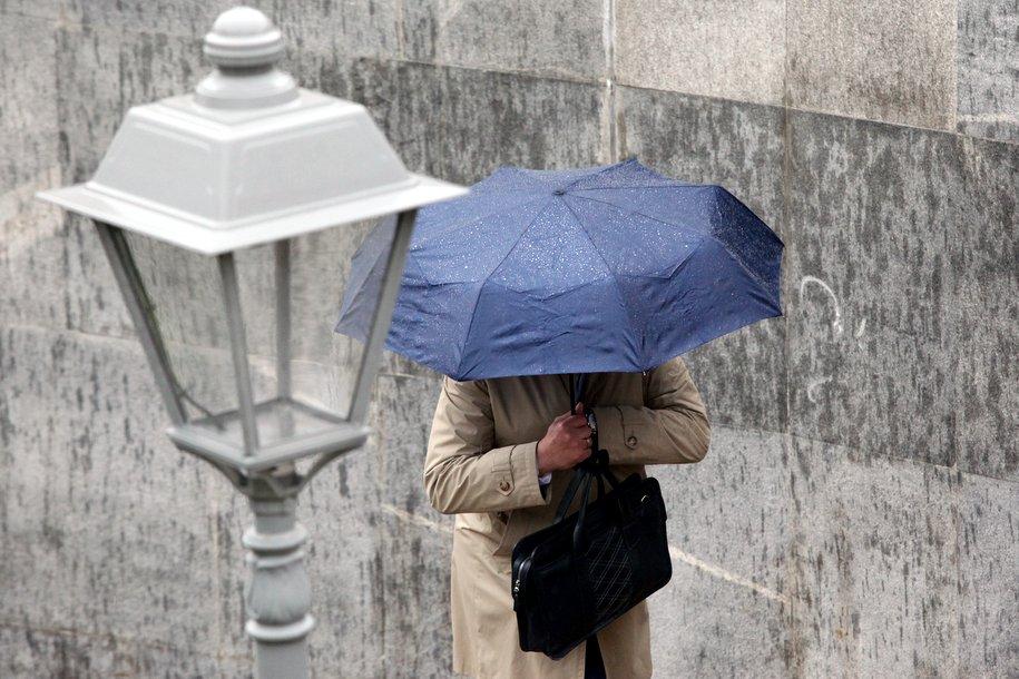 Наиболее сильные дожди на предстоящей неделе в столице ожидаются во вторник и пятницу