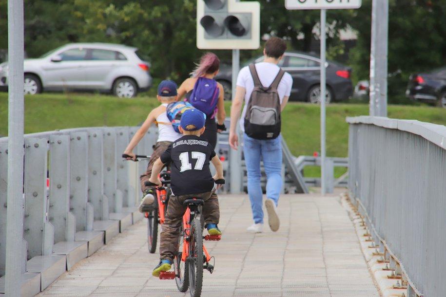 Новые детские площадки обустроят в парке Победы в Зеленограде